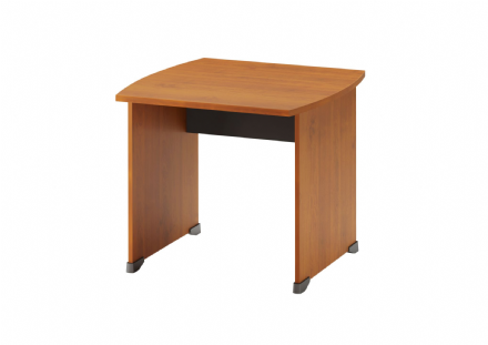 Jazz 80cm Panel Leg Desk Desk